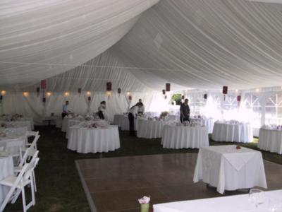 Grimes Events & Party Tents | Delray Beach, FL | Wedding Tent Rentals | Photo #9