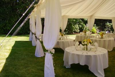 Grimes Events & Party Tents | Delray Beach, FL | Wedding Tent Rentals | Photo #10
