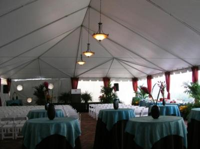 Grimes Events & Party Tents | Delray Beach, FL | Wedding Tent Rentals | Photo #3