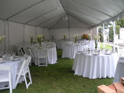 Grimes Events & Party Tents | Delray Beach, FL | Wedding Tent Rentals | Photo #4