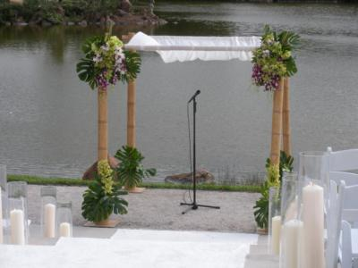 Grimes Events & Party Tents | Delray Beach, FL | Wedding Tent Rentals | Photo #13