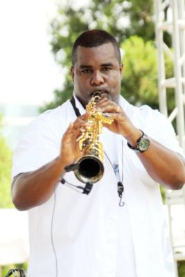Reginald C Harris | Atlanta, GA | Jazz Saxophone | Photo #1
