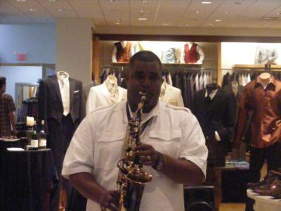 Reginald C Harris | Atlanta, GA | Jazz Saxophone | Photo #9