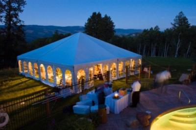 GROVER TWISS | Easthampton, MA | Wedding Tent Rentals | Photo #1