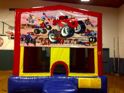 Bounce-N-Battle   Inflatable Party Rentals | Vancouver, WA | Party Inflatables | Photo #11