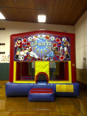 Bounce-N-Battle   Inflatable Party Rentals | Vancouver, WA | Party Inflatables | Photo #17
