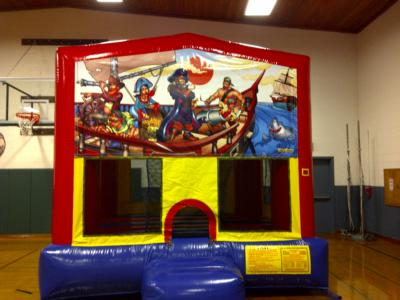 Bounce-N-Battle   Inflatable Party Rentals | Vancouver, WA | Party Inflatables | Photo #12