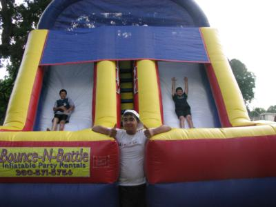 Bounce-N-Battle   Inflatable Party Rentals | Vancouver, WA | Party Inflatables | Photo #4