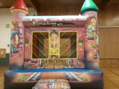 Bounce-N-Battle   Inflatable Party Rentals | Vancouver, WA | Party Inflatables | Photo #7