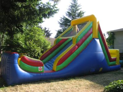 Bounce-N-Battle   Inflatable Party Rentals | Vancouver, WA | Party Inflatables | Photo #6