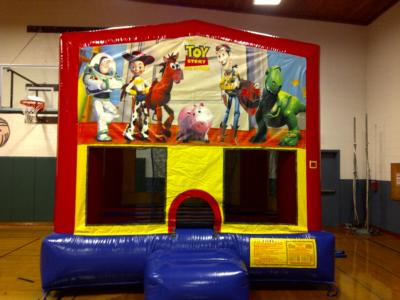 Bounce-N-Battle   Inflatable Party Rentals | Vancouver, WA | Party Inflatables | Photo #19