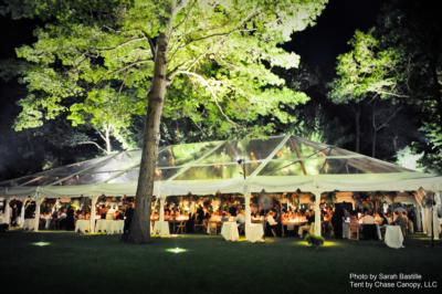 Chase Canopy, LLC | Mattapoisett, MA | Wedding Tent Rentals | Photo #2