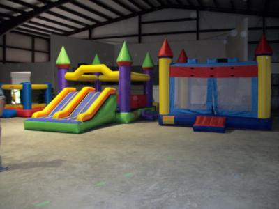 Sulan Inflatables L.L.C. | Saucier, MS | Party Inflatables | Photo #24