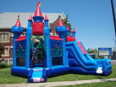 Sulan Inflatables L.L.C. | Saucier, MS | Party Inflatables | Photo #1
