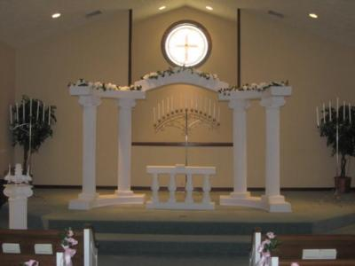 MOOREVILLE RENT-ALL | Tupelo, MS | Wedding Tent Rentals | Photo #8