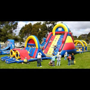 San Diego Party Inflatables | San Diego Jump Company