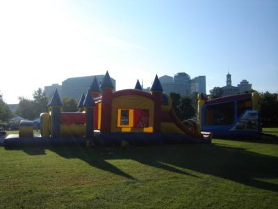 Backyard Bounce | Hermitage, TN | Party Inflatables | Photo #1