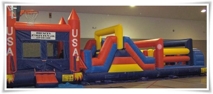 Bouncy's Party Fun