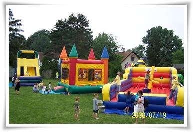 Bouncy's Party Fun | Akron, OH | Party Inflatables | Photo #2