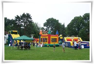 Bouncy's Party Fun | Akron, OH | Party Inflatables | Photo #4