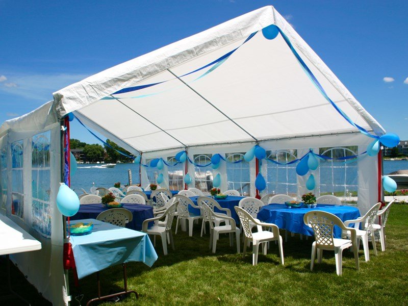 Intents Events/Tremper Party Rentals - Wedding Tent Rentals - Warren, MI