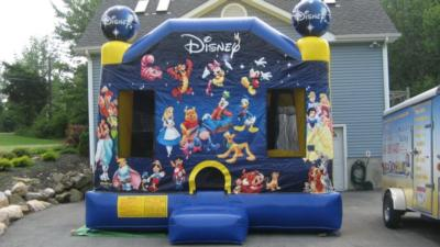 Space Walk of the Hudson Valley | Pine Bush, NY | Party Inflatables | Photo #1