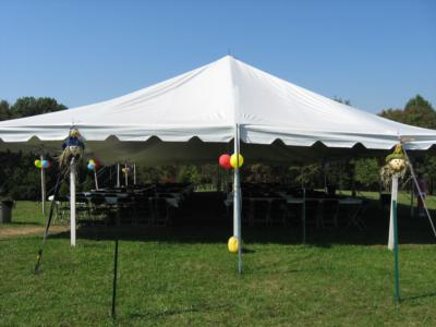 Royal Events & Weddings | Centreville, VA | Wedding Tent Rentals | Photo #10