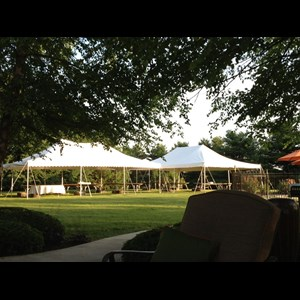 Brogue Party Tent Rentals | CalTent Party Rentals