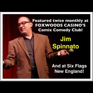 Worthington Hypnotist | Jim Spinnato @ FOXWOODS CASINO