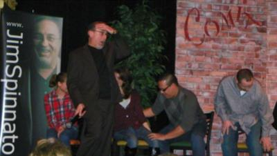 Jim Spinnato @ FOXWOODS CASINO | Providence, RI | Hypnotist | Photo #13