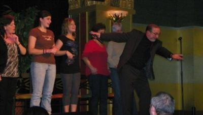 Jim Spinnato @ FOXWOODS CASINO | Providence, RI | Hypnotist | Photo #11