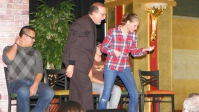 Jim Spinnato @ FOXWOODS CASINO | Providence, RI | Hypnotist | Photo #4