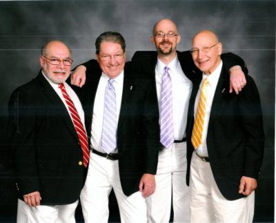 EMERITUS Barbershop Quartet | Pittsburgh, PA | Barbershop Quartet | Photo #1