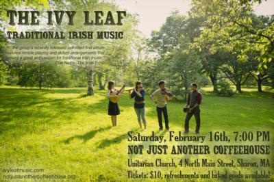 The Ivy Leaf | Boston, MA | Celtic Band | Photo #19