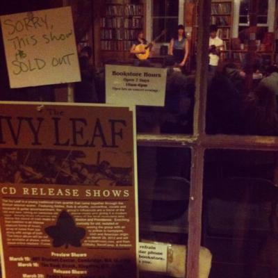 The Ivy Leaf | Boston, MA | Celtic Band | Photo #15