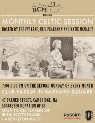 The Ivy Leaf | Boston, MA | Celtic Band | Photo #18