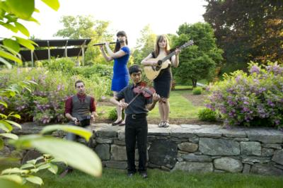 The Ivy Leaf | Boston, MA | Celtic Band | Photo #2