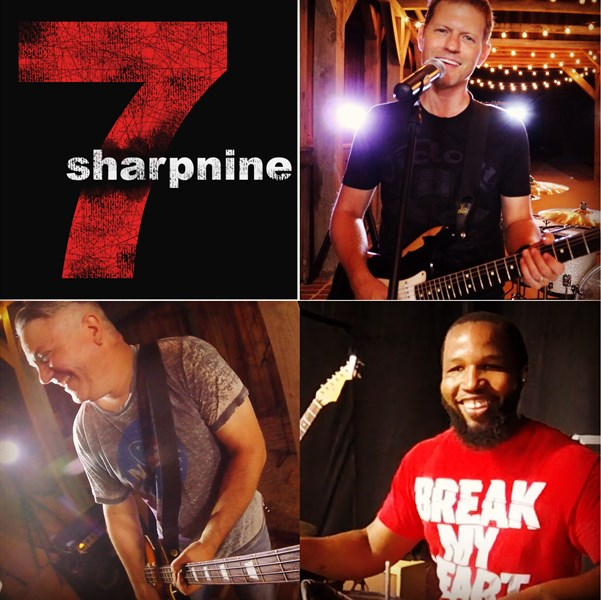 7 Sharp 9 - Cover Band - Atlanta, GA