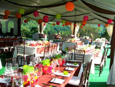 Vini's Party Rentals | Gardena, CA | Wedding Tent Rentals | Photo #2