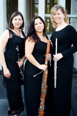 Third Wheel | Fullerton, CA | Woodwind Ensemble | Photo #4