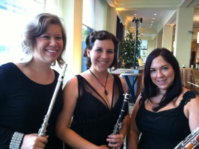 Third Wheel | Fullerton, CA | Woodwind Ensemble | Photo #11