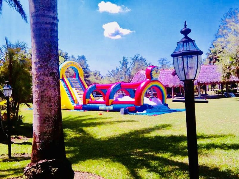 Ultimate Inflatable Party Rentals - Party Inflatables - Miami, FL