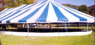 Hendersonville Tents | Hendersonville, NC | Wedding Tent Rentals | Photo #2