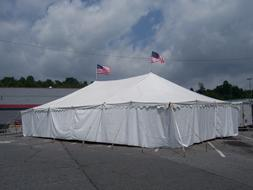 Hendersonville Tents | Hendersonville, NC | Wedding Tent Rentals | Photo #3