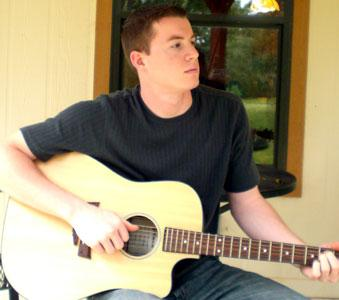 Adam Rice | Boston, MA | Top 40 Acoustic Guitar | Photo #1