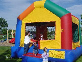 John Crane | Meridian, ID | Party Inflatables | Photo #1