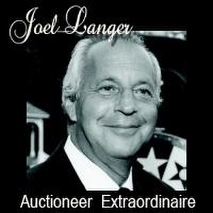 Joel Langer - Auctioneer - Hoffman Estates, IL