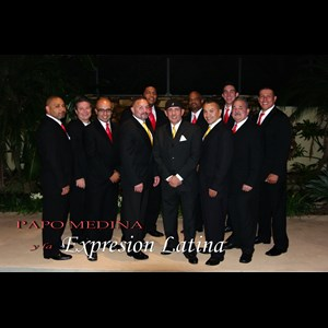 St Petersburg Salsa Band | Expresion Latina/Latin Expression
