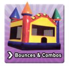 Electrifying X-Treme Inflatables - Party Inflatables - Pine Brook, NJ