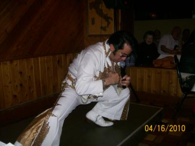 Gene 'ELVIS' DiNapoli | Bronx, NY | Elvis Impersonator | Photo #4
